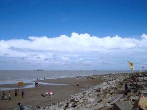 Patenga Sea Beach, Chittagong
